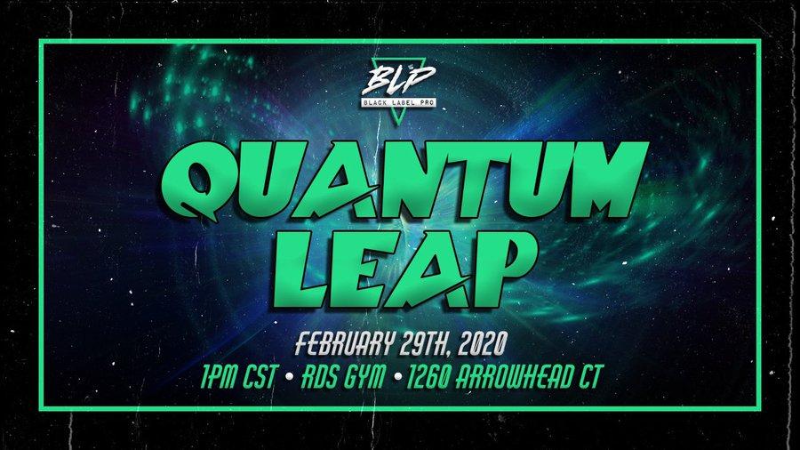 BLP Quantum Leap