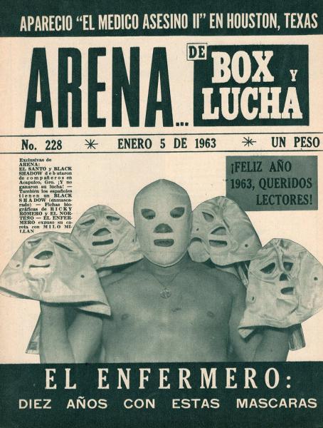 Box y Lucha 228