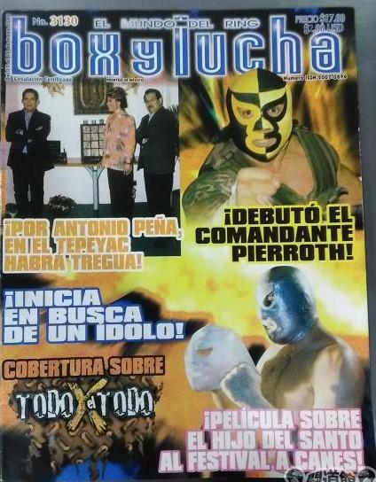 Box y Lucha 3130