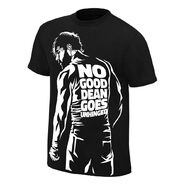Dean Ambrose No Good Dean Special Edition T-Shirt