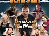 NEW Six Flags Slam Fest