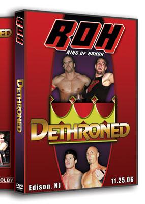 ROH Dethroned