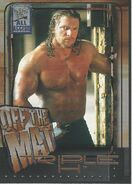 2002 WWF All Access (Fleer) Triple H 71