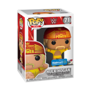 Hulk Hogan WrestleMania III POP! Vinyl Figure