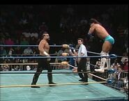 January 2, 1993 WCW Saturday Night 4
