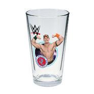 John Cena Toon Tumbler Pint Glass