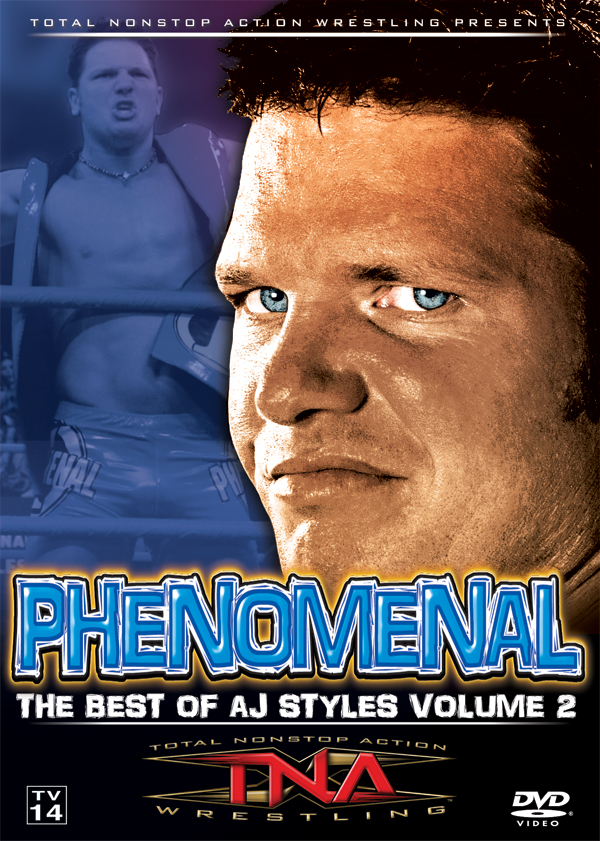 Phenomenal: The Best of AJ Styles Vol. 2