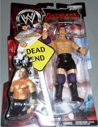 WWE Ruthless Aggression 2 Billy Kidman
