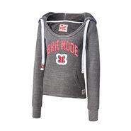 Brie Bella Brie Mode Women's Tri-Blend Pullover Hoodie Sweatshirt