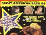 NWA-WCW The Great American Bash Tour 1989 Night 37
