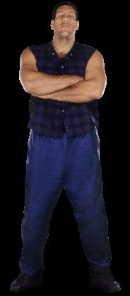 Giant Silva