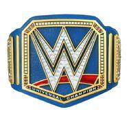 Universal Championship Blue Replica Title