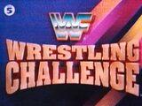 September 28, 1986 Wrestling Challenge results