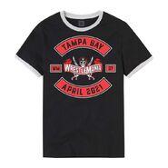 WrestleMania 37 Ringer T-Shirt