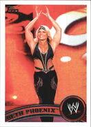 2011 WWE (Topps) Beth Phoenix 29