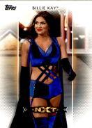 2017 WWE Women's Division (Topps) Billie Kay 3