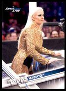 2017 WWE Wrestling Cards (Topps) Maryse 50