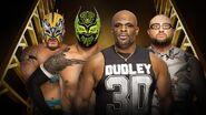 MITB 2016 Lucha v Dudley