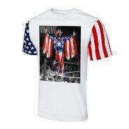 Macho Man Randy Savage Stars & Stripes Collection T-Shirt