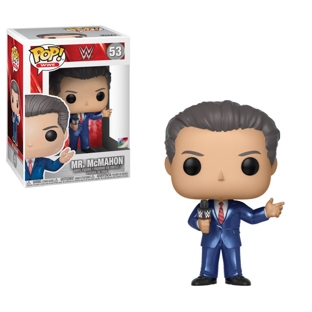 Mr. McMahon - WWE Pop Vinyl (Series 5)