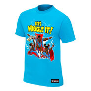 The New Day Let's Wiggle It Authentic T-Shirt