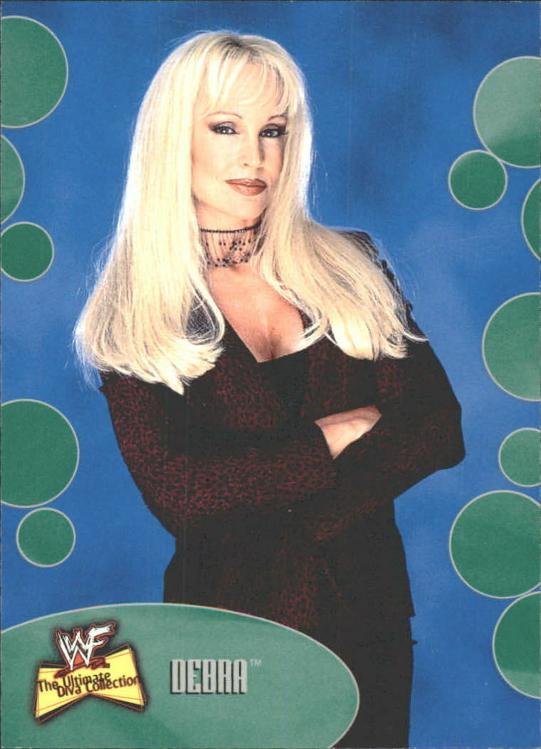 2001 WWF The Ultimate Diva Collection (Fleer) Debra (No.23)