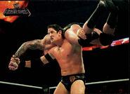 2011 Topps WWE Champions Wrestling Wade Barrett 78