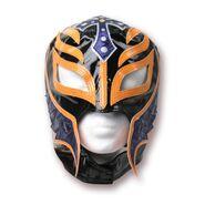 Rey Mysterio Black & Orange Replica Mask