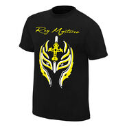 Rey Mysterio Greatest Mask of All Time Youth Authentic T-Shirt
