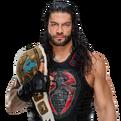 Roman Reigns WWE Intercontinental Championship