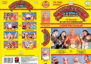 Survivor Series 1989 DVD