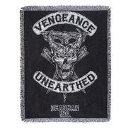 The Undertaker Tapestry Throw Blanket