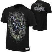 Undertaker no grave shirt