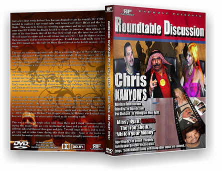 Roundtable Discussion with Kanyon, Sheik & Missy