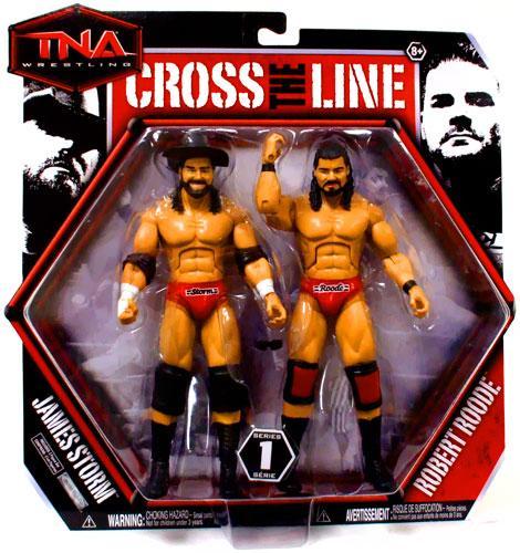 TNA Cross the Line 1