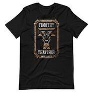 Timothy Thatcher Lock & Chain T-Shirt