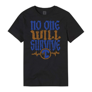 Tommaso Ciampa No One Will Survive Authentic T-Shirt (2021)