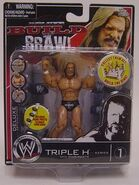 Triple H (Build N' Brawlers 1)