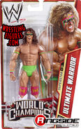 WWE Series 29 Ultimate Warrior