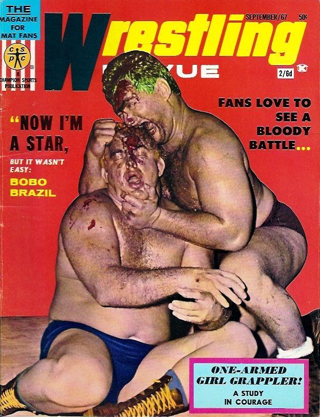 Wrestling Revue - September 1967