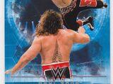 2017 WWE Undisputed Wrestling Cards (Topps) Sami Zayn (No.32)
