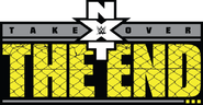NXT TakeOver The End logo