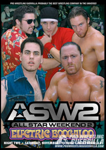 PWG All Star Weekend 2 (Night Two)