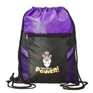 The New Day World Famous 8-Time Champs Drawstring Bag