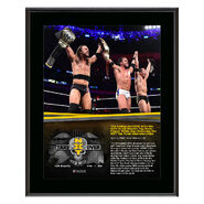 Undisputed Era NXT TakeOver New Orleans 10 x 13 Photo Plaque
