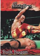 2003 WWE Aggression Hulk Hogan 57