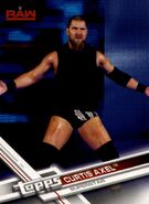 2017 WWE (Topps) Then, Now, Forever Curtis Axel 116