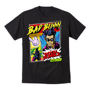 Bad Bunny x Royal Rumble 2021 Special Edition T-Shirt