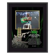 Big E Money In The Bank 10x13 Commemorative Plaque