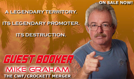 Guest Booker with Mike Graham